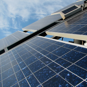 Solar Panels for Lower Energy Use