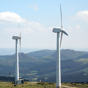 Wind Farms for Lower Energy Use